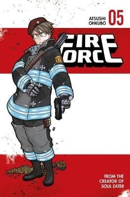 Fire Force 5 - Volume 5