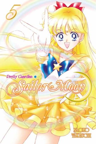 Sailor Moon 5 - Volume 5