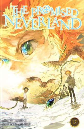 Promised Neverland, the 12 - Starting Sound
