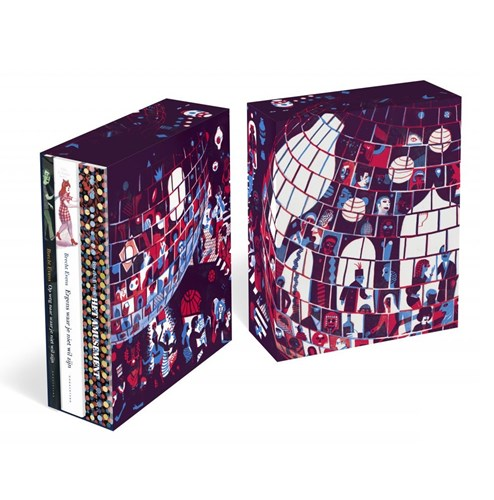Brecht Evens - Collectie  - Brecht Evens Box - vol