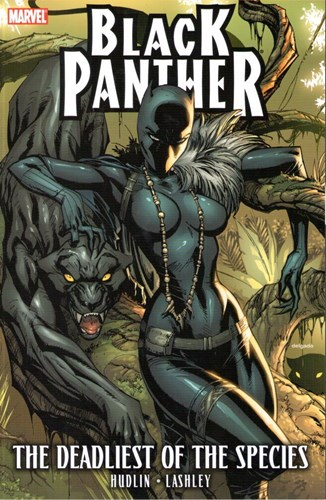 Black Panther  - The deadliest of the species + Power
