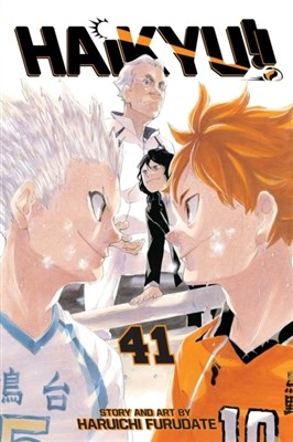Haikyu!! 41 - Vol. 41
