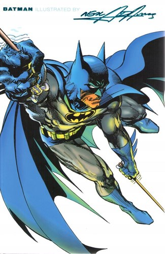 Batman - By Neal Adams 2 - Batman Illustrated by Neal Adams