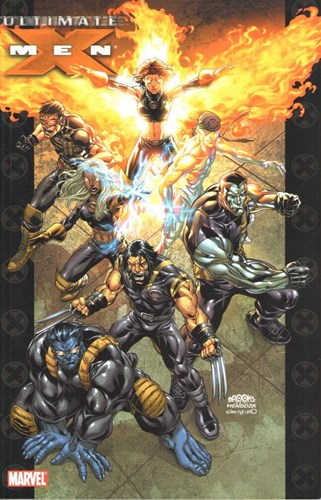 Ultimate X-Men  - Ultimate Collection - Book 2