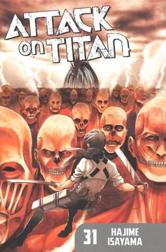Attack on Titan 31 - Advance of the Titans