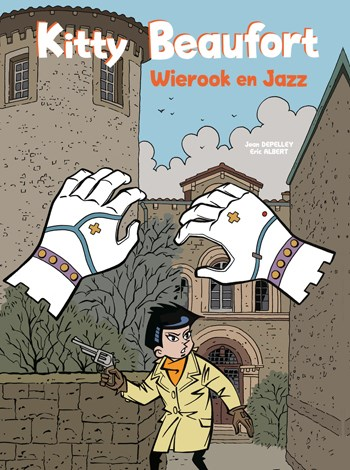 Kitty Beaufort 2 - Wierook en Jazz