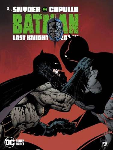 Batman - DDB  / Last Knight on earth 3 - Batman, Last Knight on Earth 3/3