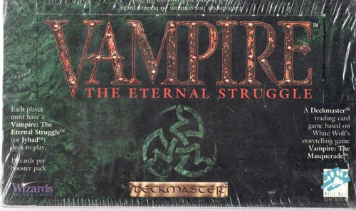 Vampire The Eternal Struggle -  Booster Box