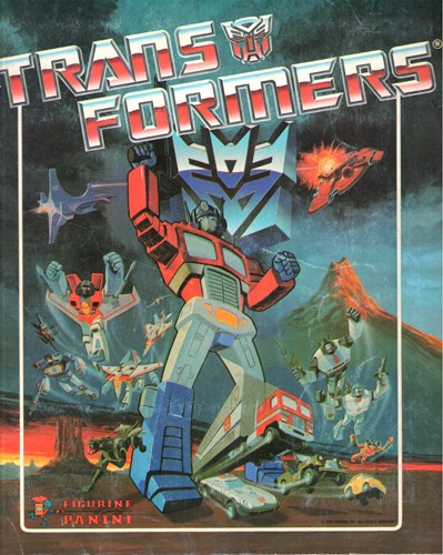 The Transformers - verzamelalbum