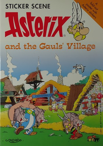 and the Gauls village