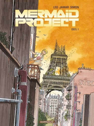 Mermaid Project 1 - Mermaid Project, Softcover (Dargaud)