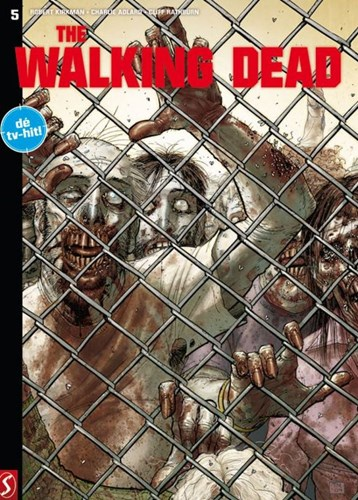Walking dead - softcover 5 - Deel 5, Softcover (Silvester Strips & Specialities)