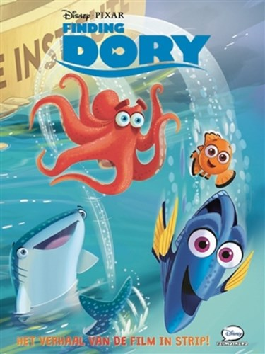 Disney Filmstrips 12 - Finding Dory, Hardcover (Big Balloon)