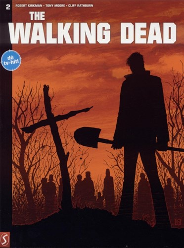 Walking dead - softcover 2 - Deel 2, Softcover (Silvester Strips & Specialities)