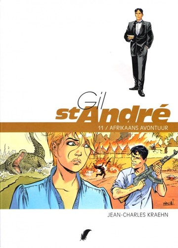 Gil St André 11 - Afrikaans avontuur, Softcover (Daedalus)