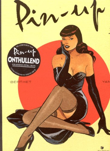Pin-Up 3 - Pin-Up #3, Softcover, Eerste druk (1995) (Dargaud)