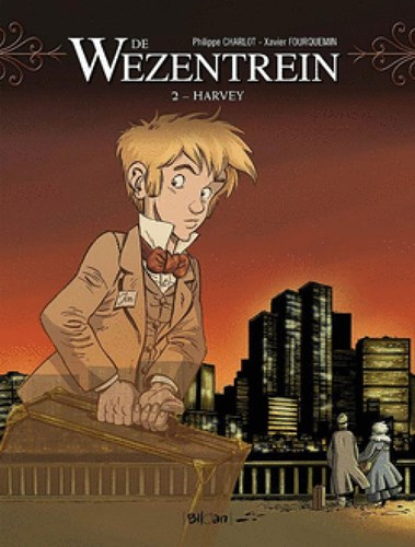 Wezentrein, De 2 - Harvey, Hardcover (Blloan)