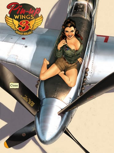 Pin-up Wings 3 - Pin-up Wings 3, Hardcover (Silvester Strips & Specialities)