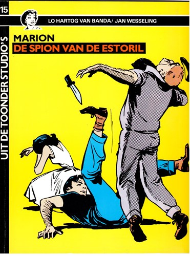 Uit de Toonderstudio's 15 - Marion - De spion van de Estoril, Softcover (Arboris)