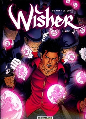 WISHER 1 - Nigel, Softcover (Lombard)