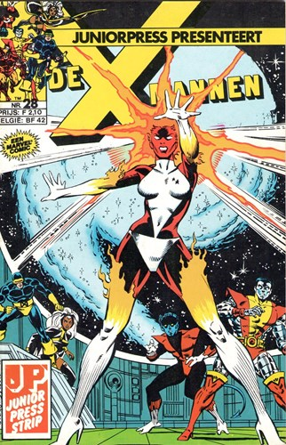 X-Mannen - Junior (Z-)press 28 - Ontsnapping, Softcover (Junior Press)