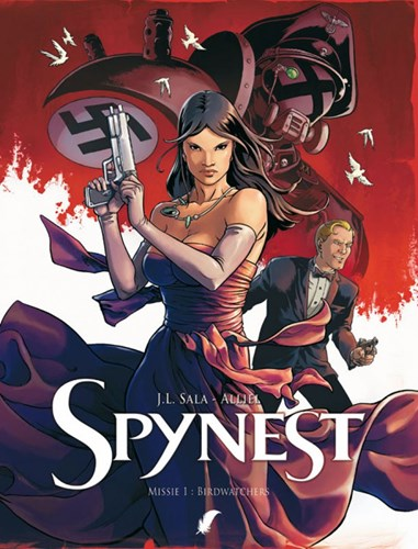 Spynest 1 - Missie 1: Birdwatchers, Hardcover (Daedalus)