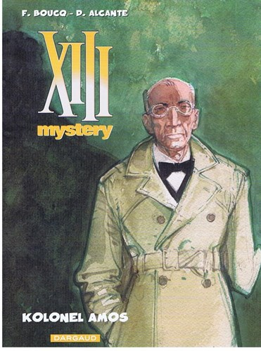 XIII Mystery 4 - Kolonel Amos, Softcover, XIII Mystery sc (Dargaud)