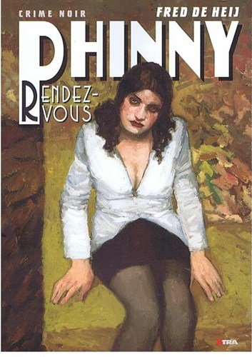 Fred de Heij - Collectie  - Phinny Rendez-Vous, Softcover (Xtra)