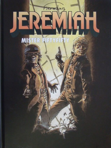 Jeremiah 30 - Mister fiftyfifty Luxe, Hardcover, Jeremiah - Alex uitgave (Dupuis)