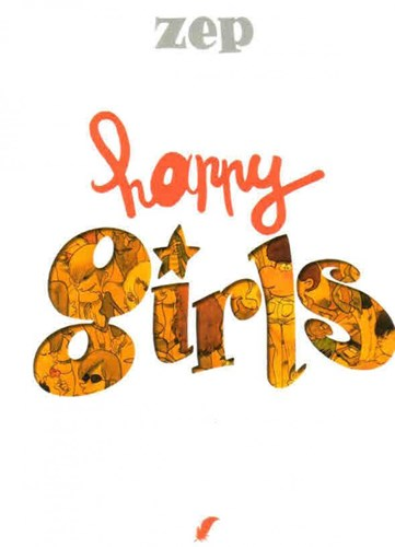 Happy 2 - Happy Girls, Softcover (Daedalus)