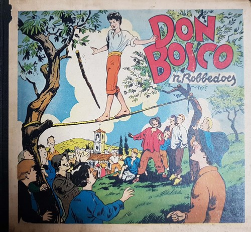 Don Bosco  - 'n Robbedoes, Hardcover (Dupuis)