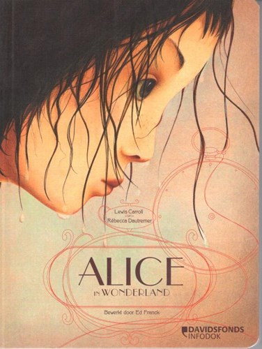 Rebecca Dautremer - Collectie  - Alice in wonderland, Softcover (Davidsfonds/Infodok)