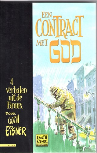 Will Eisner - Diversen  - Een contract met God, Softcover (Atlas)