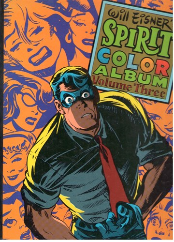 Will Eisner - Diversen  - Spirit color album volume three, Hardcover (Kitchen Sink Press)