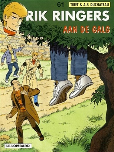 Rik Ringers 61 - Aan de galg, Softcover (Lombard)