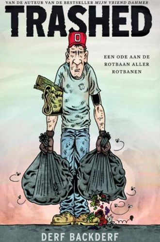 Derf Backderf - Collectie  - Trashed, Hardcover (Scratch)