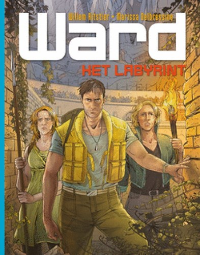 Ward 2 - Het Labyrint, Softcover (Don Lawrence Collection)