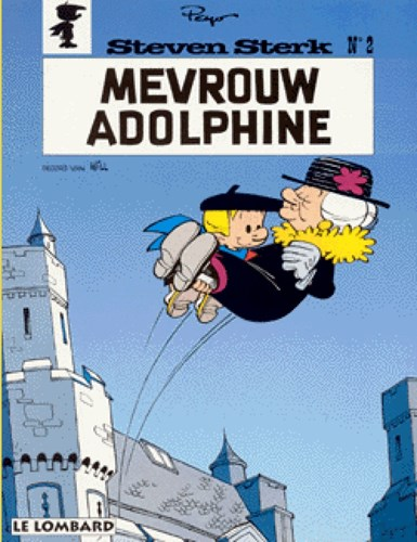 Steven Sterk 2 - Mevrouw Adolphine, Softcover (Lombard)