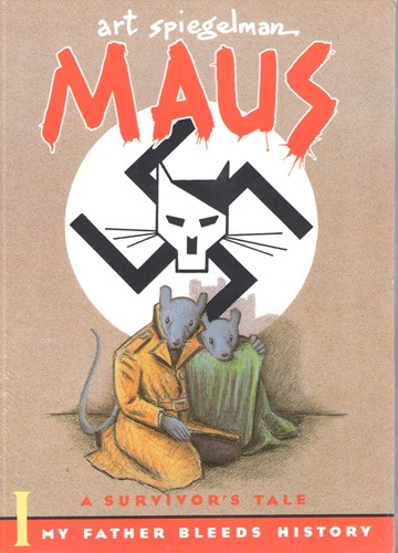 Spiegelman - diversen  - Maus - Box A Survivors Tale, Box (Pantheon)