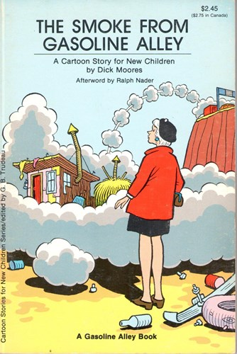 A Cartoon Story for New Children  - The Smoke from Gasoline Alley, Softcover (Sheed & Ward)