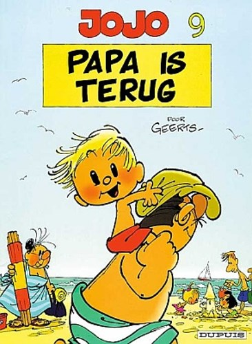 Jojo 9 - Papa is terug, Softcover (Dupuis)