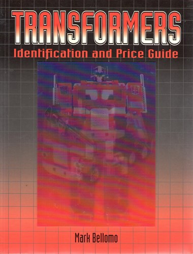 Transformers - diversen  - Identification and price guide, Softcover (Krause Publications)