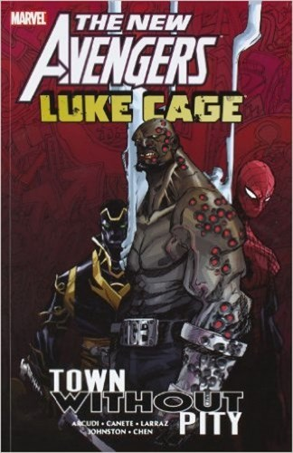 Avengers - Marvel  - New Avengers: Luke Cage - Town without Pity, Softcover (Marvel)