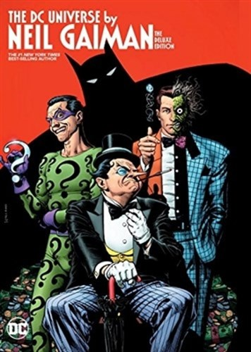 DC Comics - Diversen  - The DC Universe by Neil Gaiman - Deluxe edition, Hardcover (DC Comics)