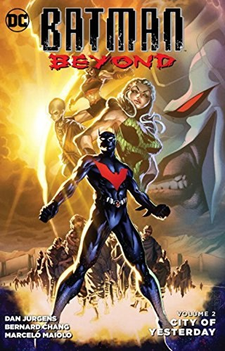 Batman - DC Comics 2 / Batman Beyond  - City of yesterday, Softcover (DC Comics)