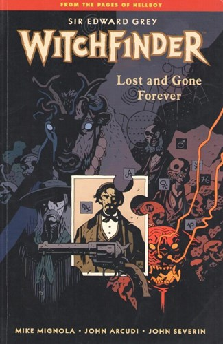 Witchfinder 2 - Lost and Gone Forever, Softcover (Dark Horse Comics)