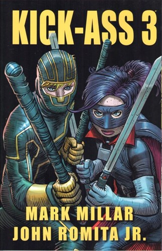 Kick-Ass - Marvel 3 - Kick-Ass 3, TPB (Marvel)