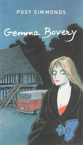 Posy Simmonds - Collectie  - Gemma Bovery, Softcover (Harmonie, De)