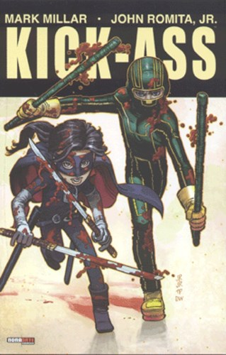 Kick-Ass - Nona-Arte 1 - Kick-Ass, Softcover (Nona Arte)