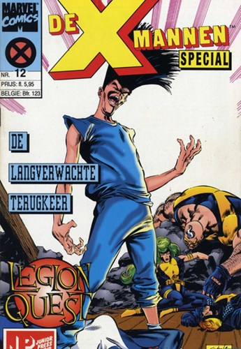 X-Mannen - Specials 12 - De langverwachte terugkeer Legion Quest, Softcover (Junior Press)